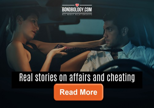 Affair with a co-worker- 15 signs your husband is cheating