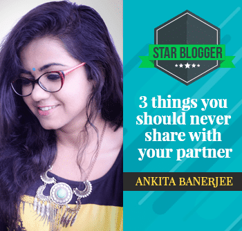 Star Blogger Ankita Banerjee