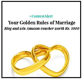 Golden rules of marriage contest