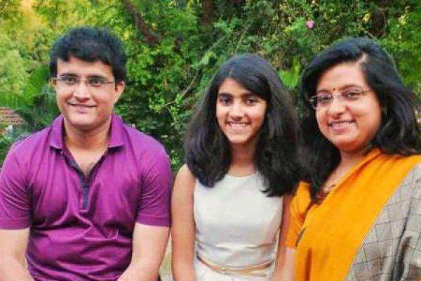 The relationship of Sourav Ganguly with wife Dona Ganguly is beautiful and mature