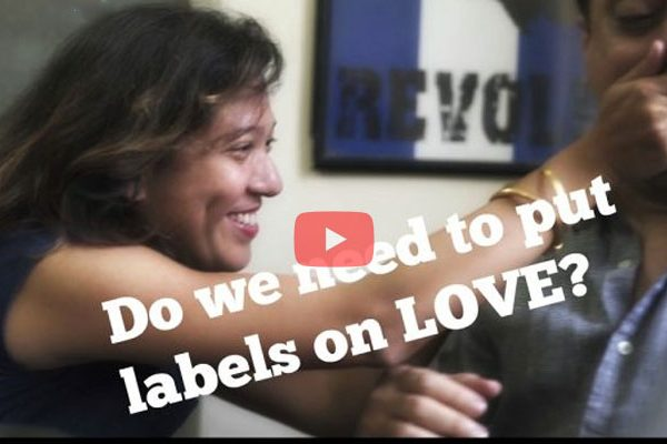 Labels on love