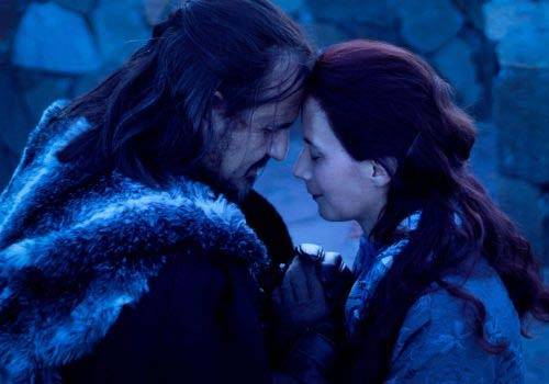 Ned and Catelyn Stark