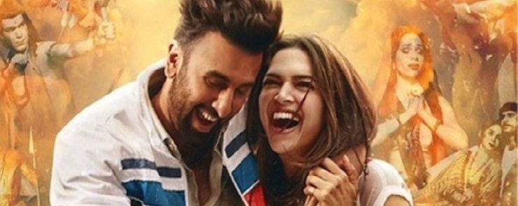 Tamasha Movie Poster