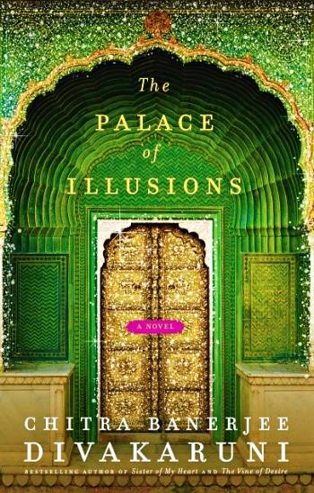 The-palace-of-illusions-book-cover