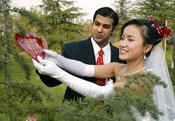 Indian marrying inonesian
