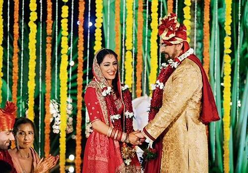 kabir bedi marriage photo