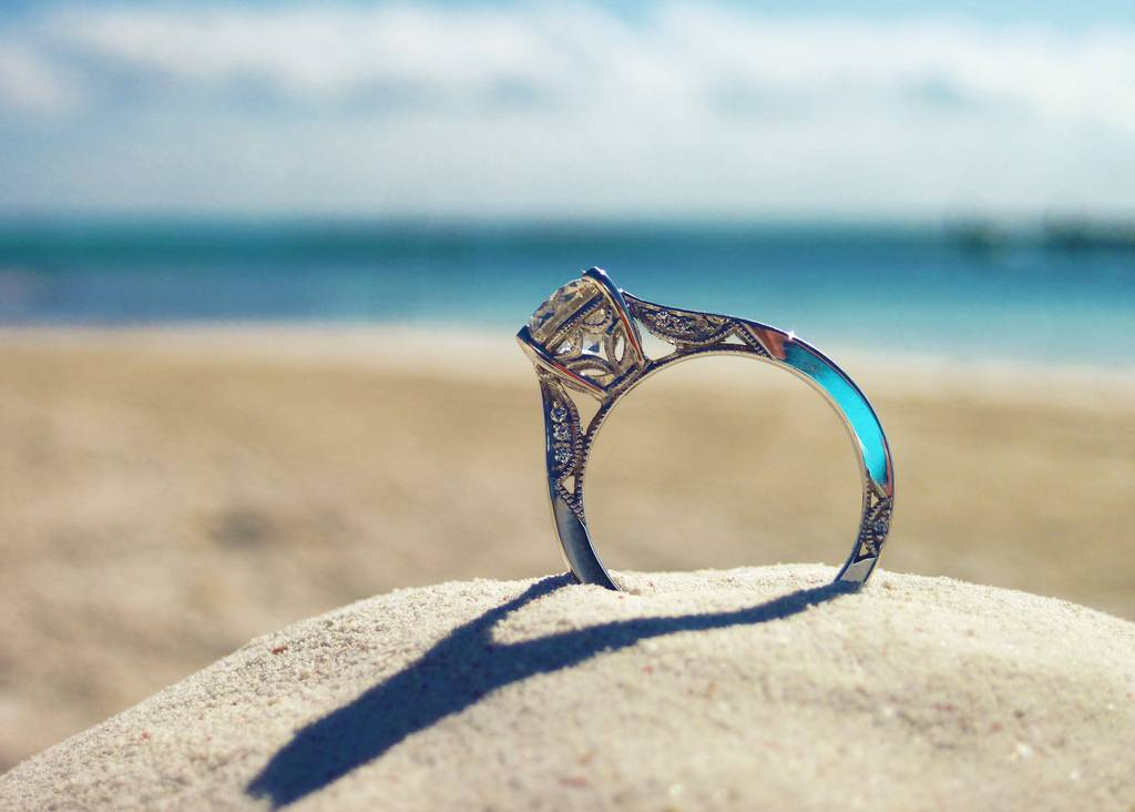 Rings are great gift ideas for wives