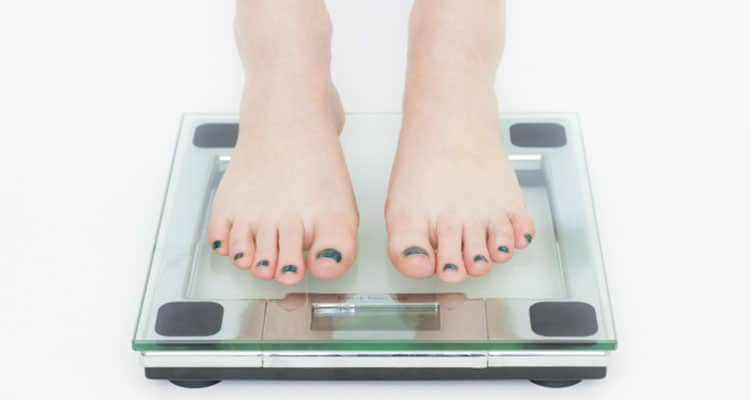wife has put on a lot of weigh