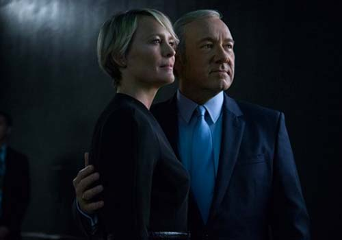 Claire and Frank Underwood