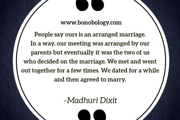 Madhuri-Dixit-on-her-arranged-turned-love-marriage