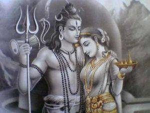 Shiva told sati that after he met her he felt desire