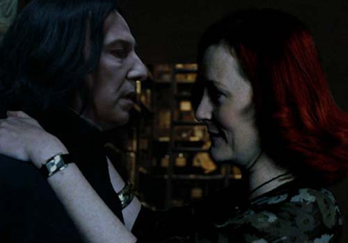 severus snape and lily