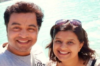 subodh and manjiri bhave