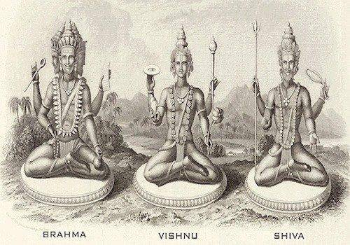 the story of Brahma and Saraswati is the most uncomfortable one in Indian mythology