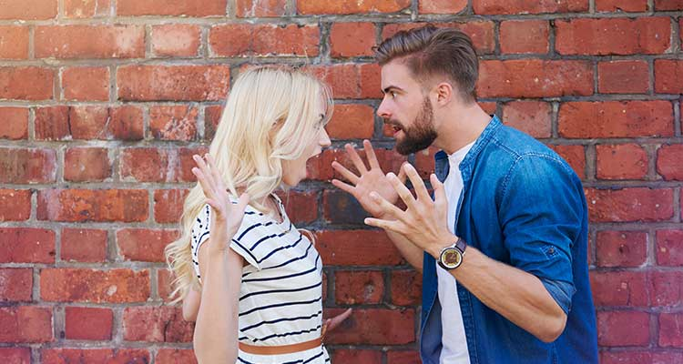 Marriage doesn't teach you, love. In a healthy marriage, you learn how to fight.