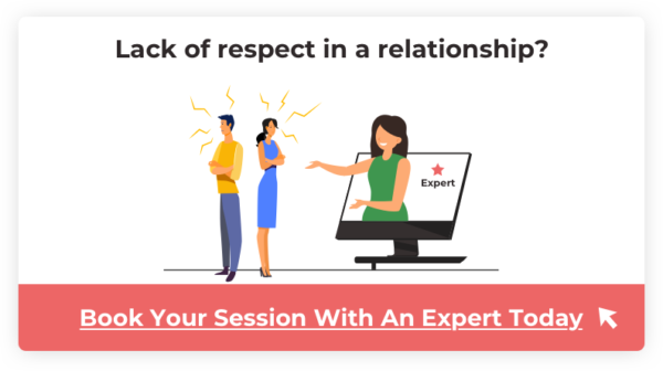 How to get more respect in a relationship