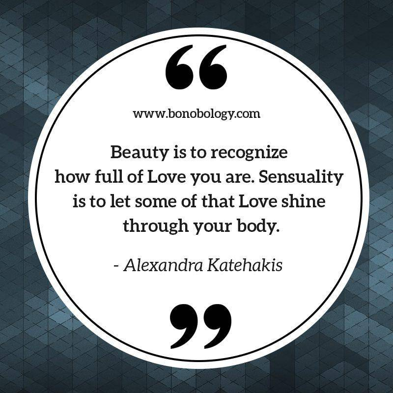 Alexandra Katehakis on love your body