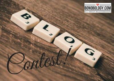 Bonobology Blog Contest