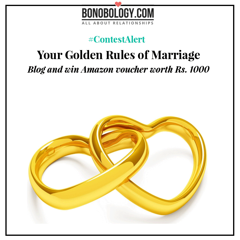 Your Golden Rules of Marriage