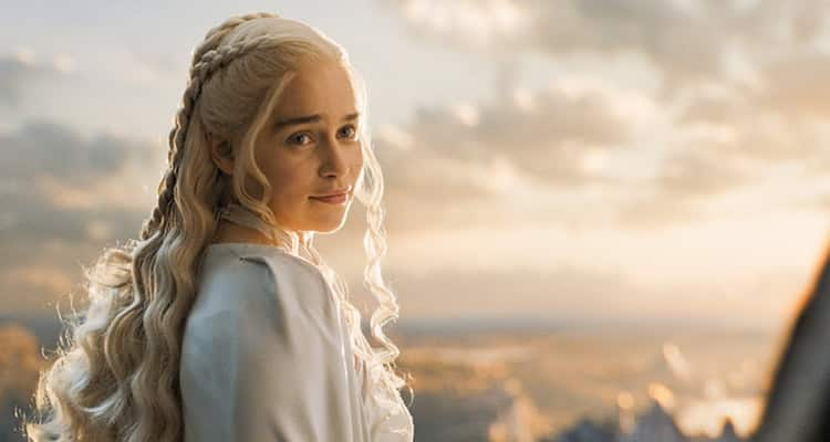 She is brought up in a protected household and submits unequivocally to her brother for an arranged marriage with Khal Drogo.