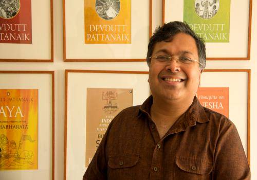 Devdutt Pattanaik talks about sexuality in mythology