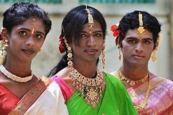 Indian hijra transgender