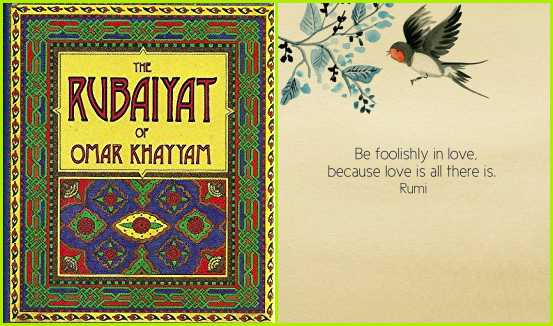 This best selling relationship novels are collection of poems by Omar Khayyam