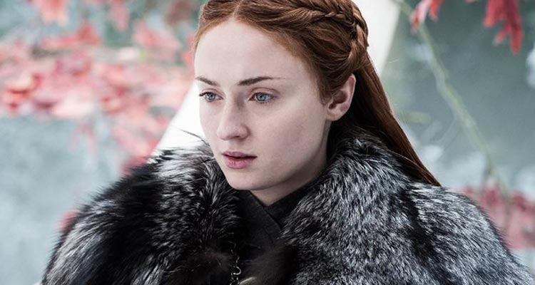 She is beautiful and from a powerful family. She is very happy to be engaged to Prince Joffrey who is a prize catch.