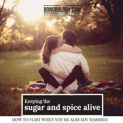 Sugar and spice in married life
