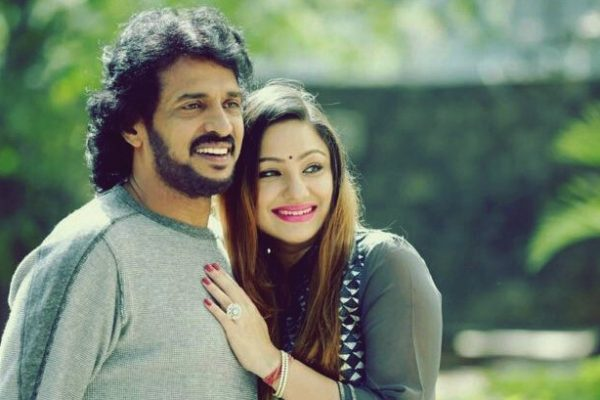 Upendra and Priyanka