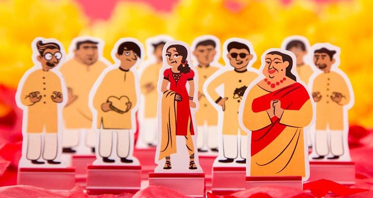 Tired of hearing when will you get married? This board game will ease the pressure