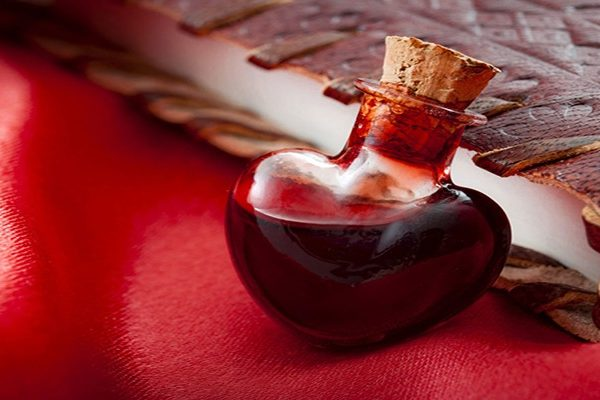 Essential oils for love