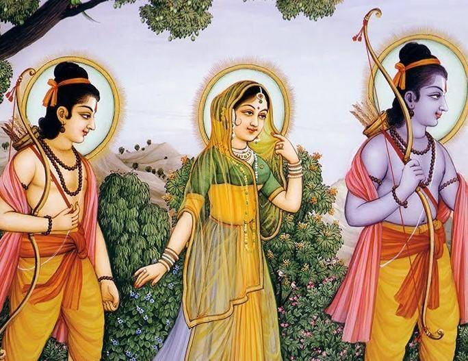 Image-Of-Lord-RamaLord-Lakshmana-And-Goddess-Sita