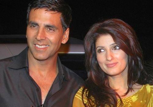 Twinkle khanna with Akshay kumar on how to make a marriage work