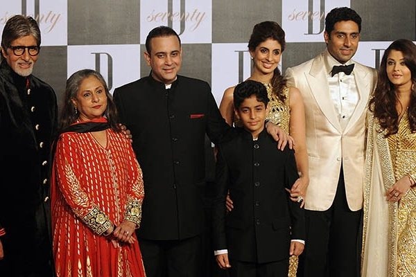 Amitabh bachchan family is well known to everyone as too many Bollywood stars in family