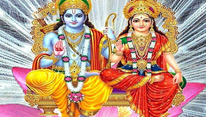 Ram and Sita relationship in Ramayan