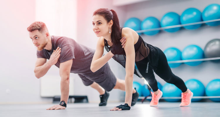 fit in fitness for busy couples