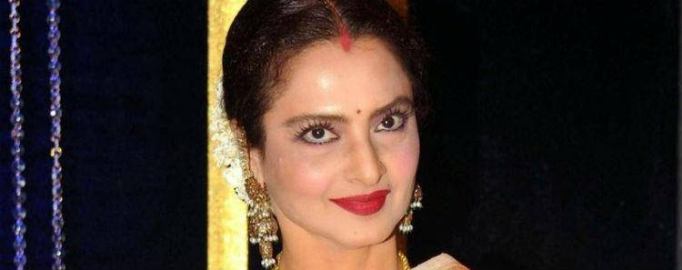 Rekha wish on her birthday