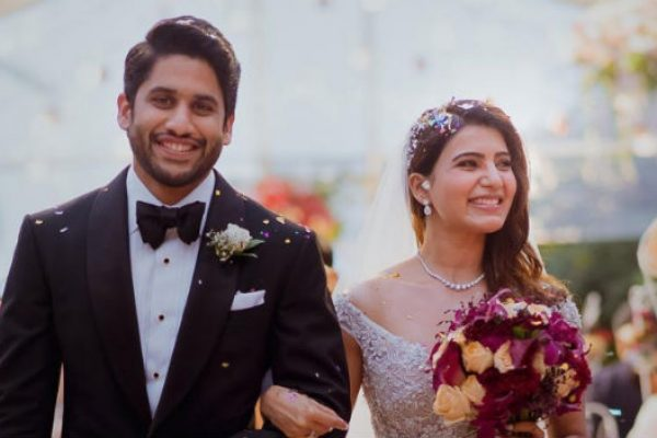 Samantha Chaitanya Marriage Photo