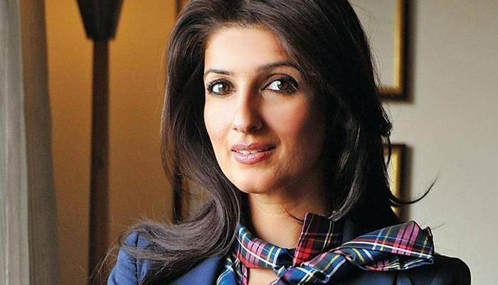 Twinkle Khanna on how she reacts to the Akshay Kumar issue