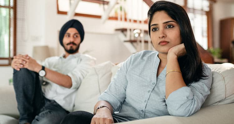 What are the after-effects of a divorce in India