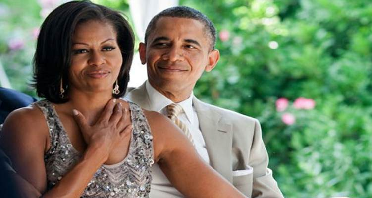 8451c193c19b Can we guess what Obama did for Michelle on their 25th wedding anniversary,  yesterday