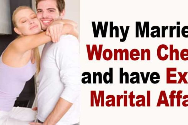 married women affair