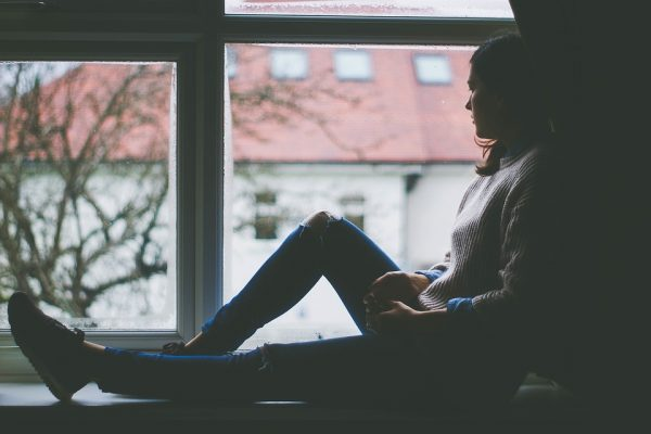 coping with depression of break-up