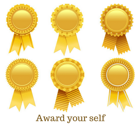Award your self