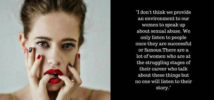 Kalki Koechlin on the sad side of film industry