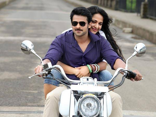 anushka prabhas on bike