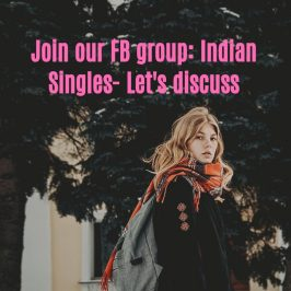 Indian singles- let's discuss