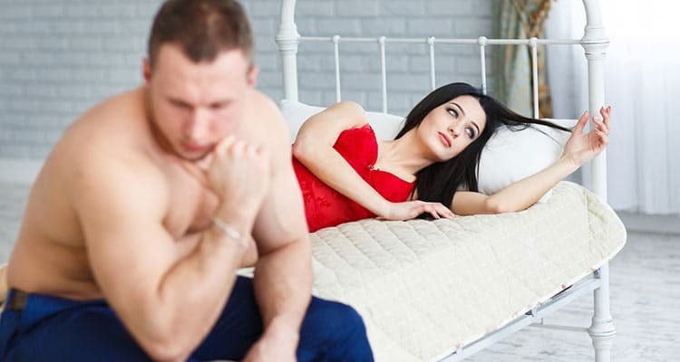 My wife makes excuses not to sleep with me