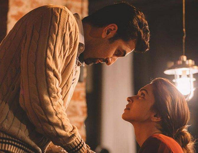 Deepika and ranbir in tamasha